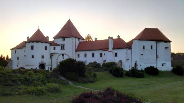 Starý hrad - Varaždin.