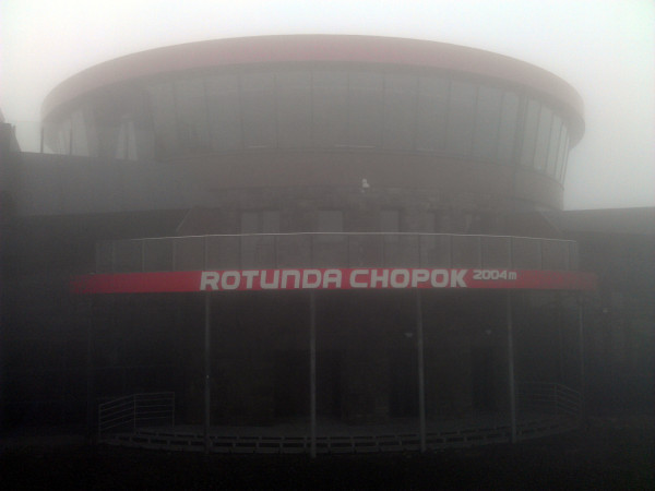 Chopok - Rotunda