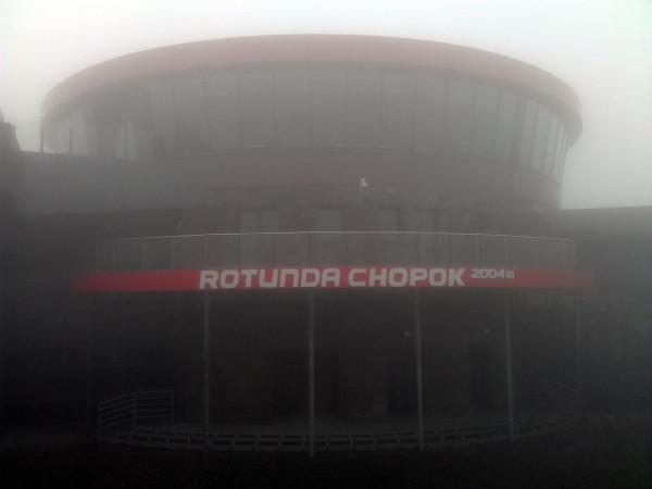 Chopok - Rotunda