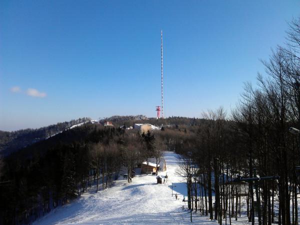 Vysielač Skalka - Kremnica