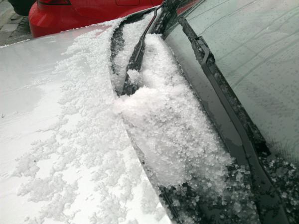 Snehové krúpy