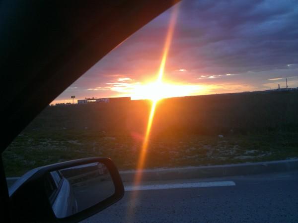 Západ-slnka